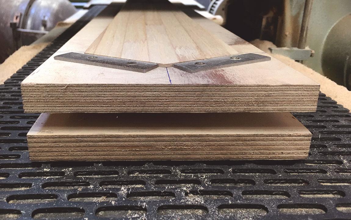 wood-core